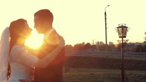 свадебный клип Игоря и Евгении