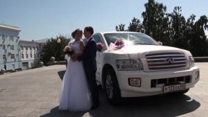 Свадебное видео Алексея и Екатерины, свадебный клип