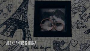 Свадебное видео Александра и Ирины