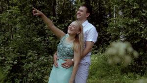 Видеосъемка свадьбы Анастасии и Сергея